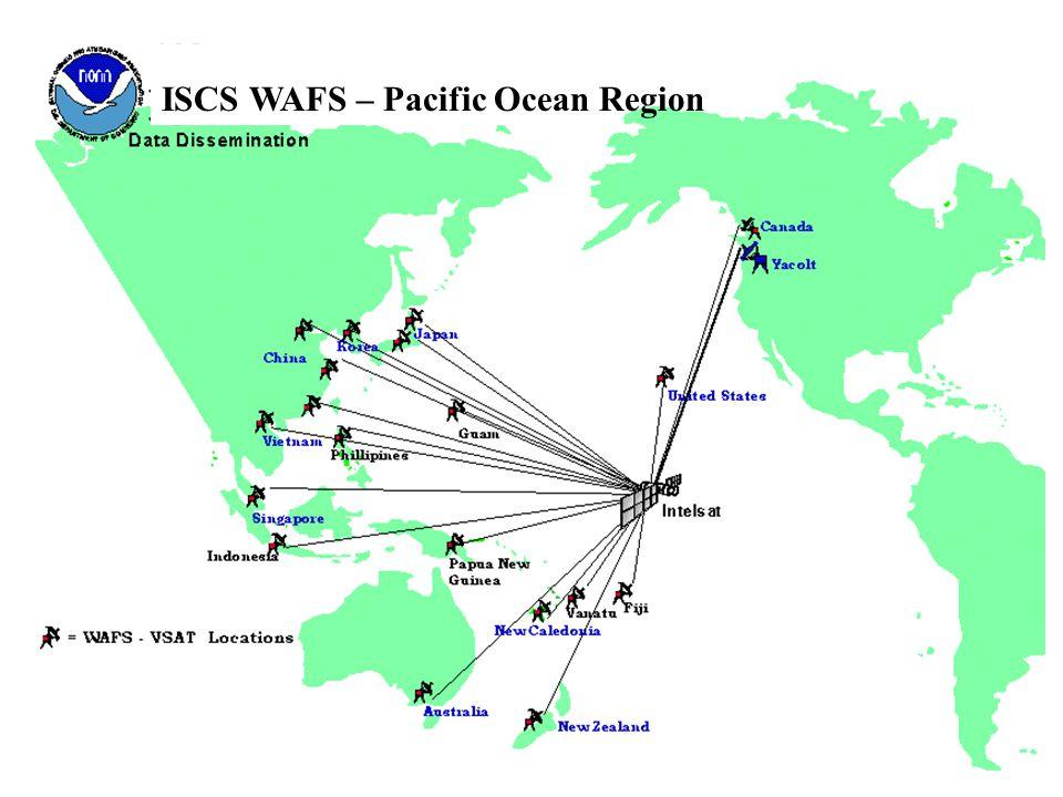 ISCS WAFS – Pacific Ocean Region