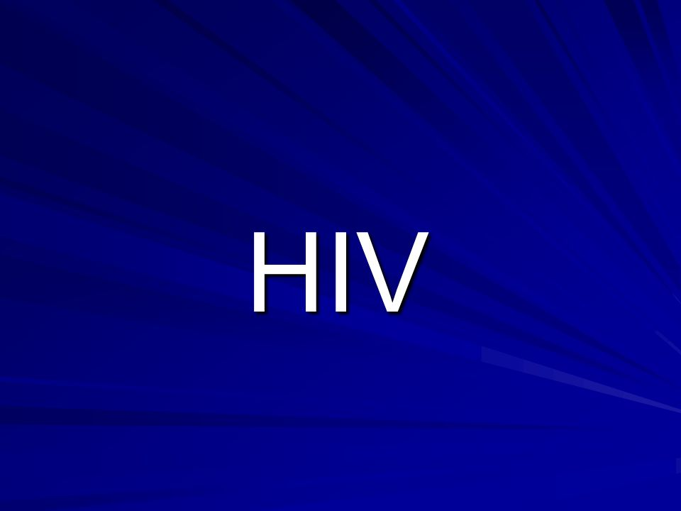 H – Human: virus can only infect humans I – Immuno-deficiency: the effect of the virus is to create a deficiency, a failure to work properly with the body's immune system.