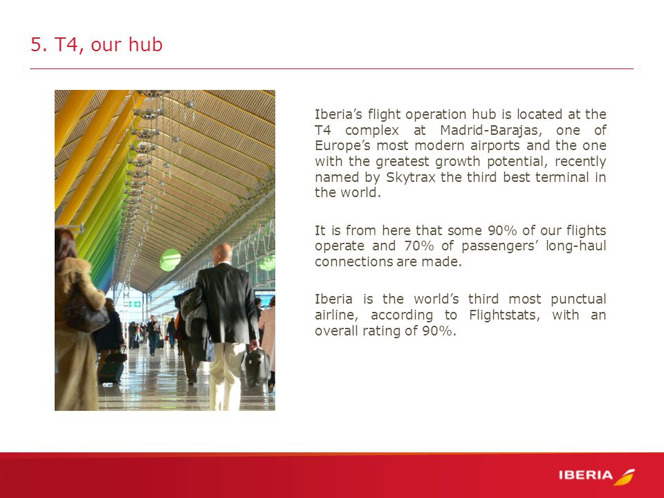 New iberia.com webite: a digital revolution in the airline industry, our new site is more intuitive than ever in finding and booking flights, and very easy to use, adapting to and interacting with each customer individually, and offering products à la carte.