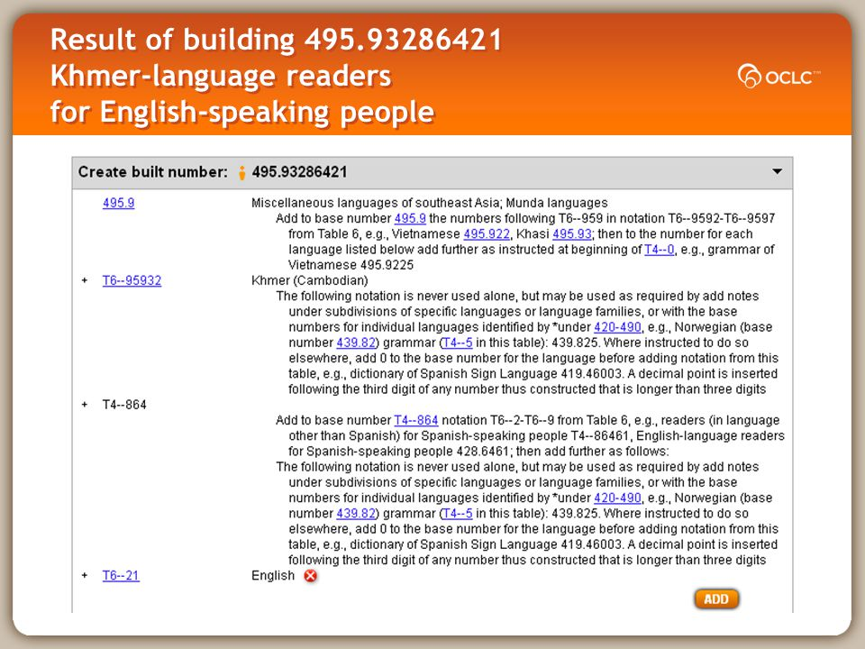 Result of building 495.93286421 Khmer-language readers for English-speaking people