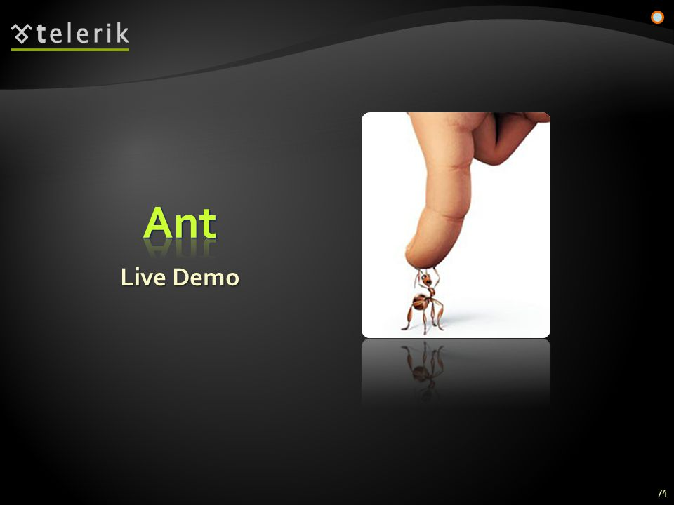 Live Demo 74