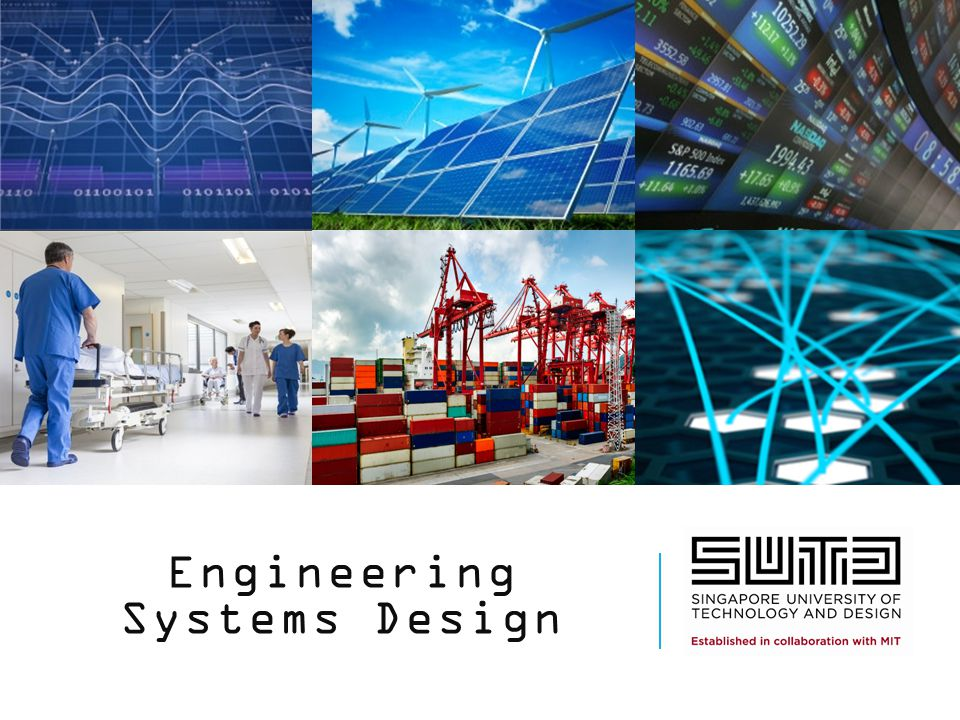 Engineering Systems Design