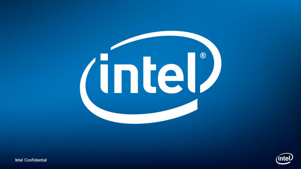 Intel Confidential