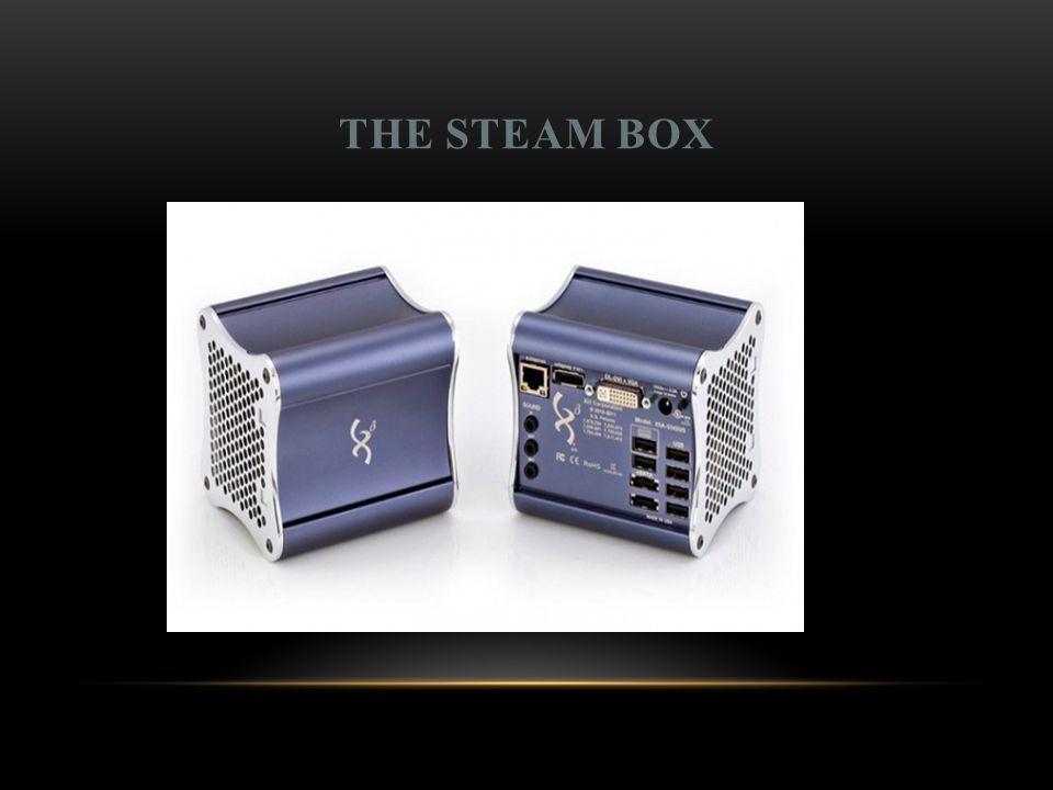 THE STEAM BOX