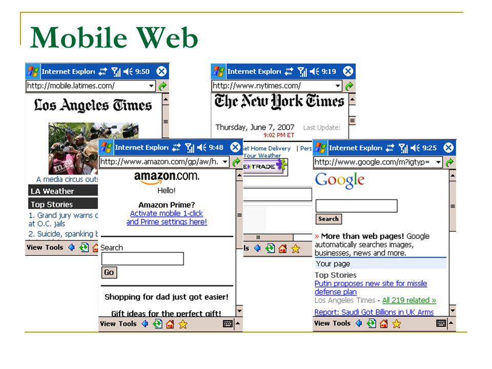 Regular Web Sites