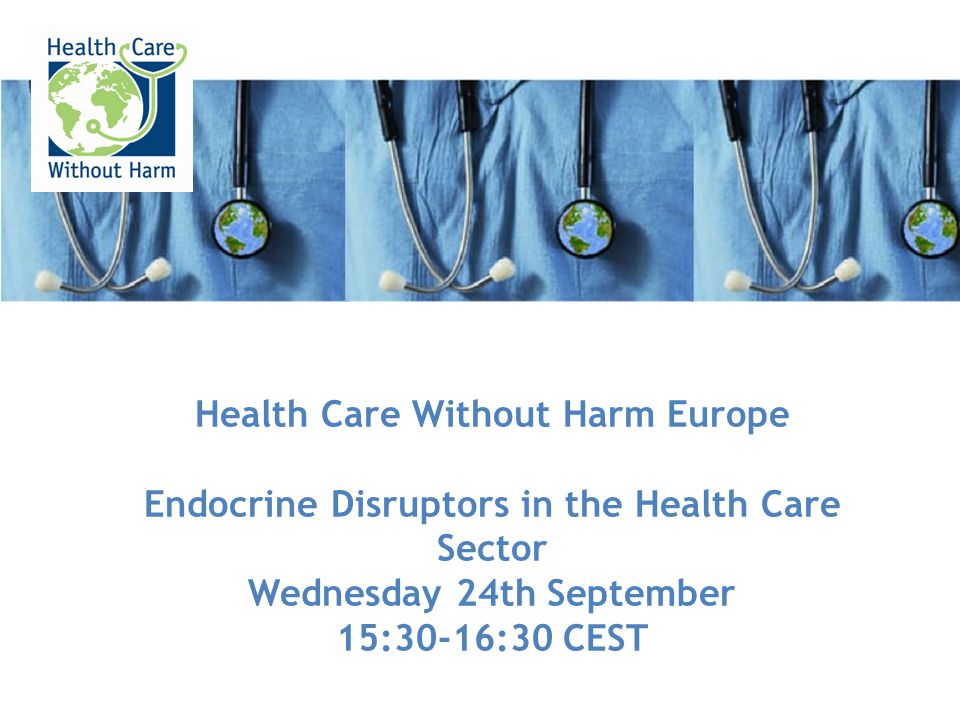 Webinar, 24/09/2014 Gavin ten Tusscher42 Precautionary Principle –Safer alternatives for almost all products –We need to actively choose better alternatives –Choose PVC-free/DEHP-free – When in doubt, throw it out