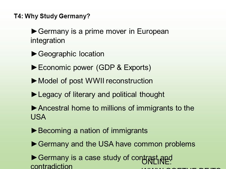 ONLINE: WWW.GOETHE.DE/TO P T13.1: What Does the Euro Look Like?