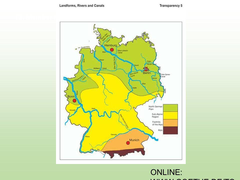 ONLINE: WWW.GOETHE.DE/TO P T5 Overlay: Member Nations of the EU