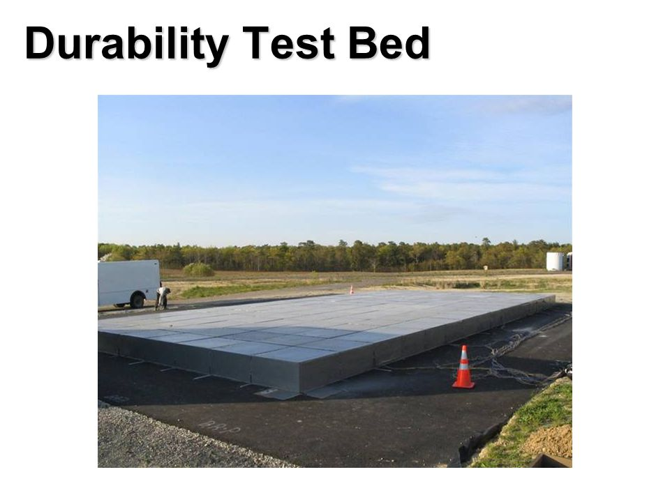 Durability Test Bed