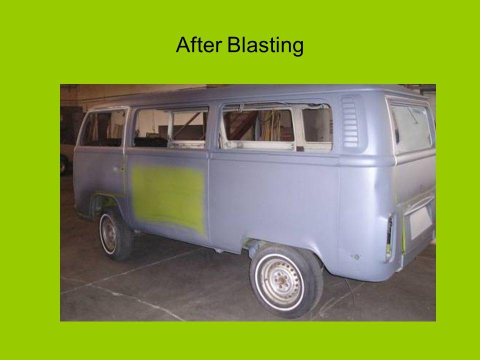 After Blasting