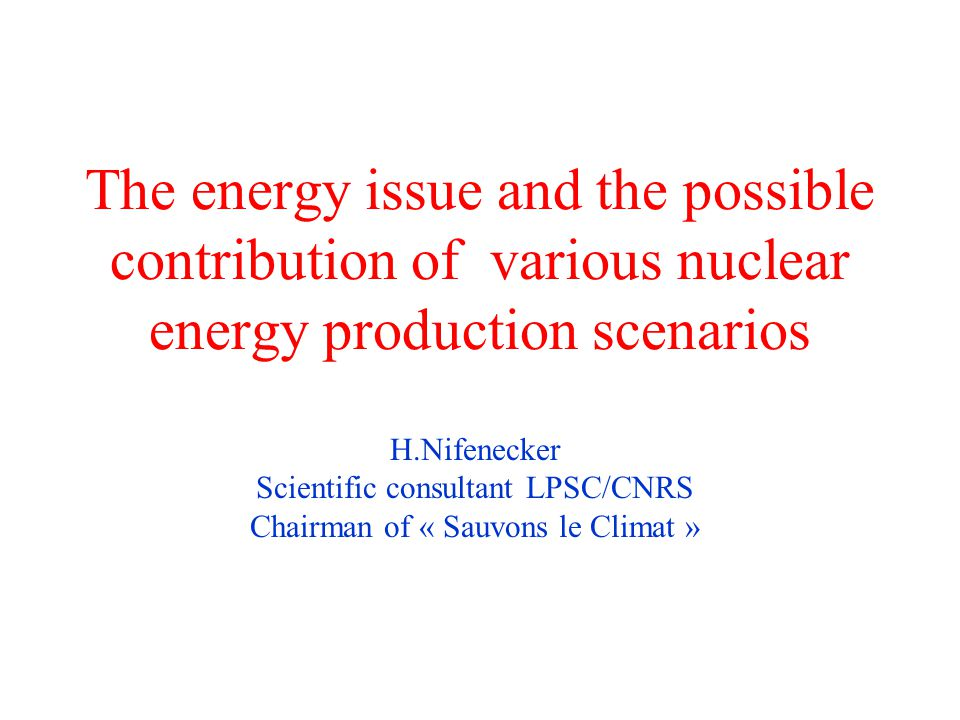 % nuclear electricity