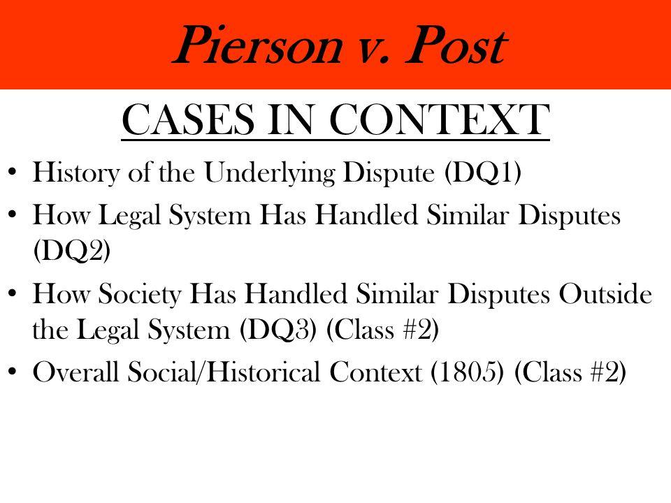 Pierson v.