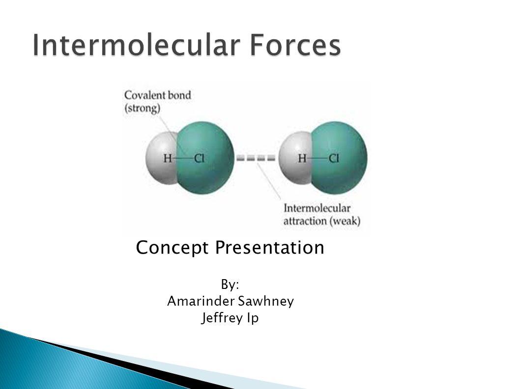 Concept Presentation By: Amarinder Sawhney Jeffrey Ip