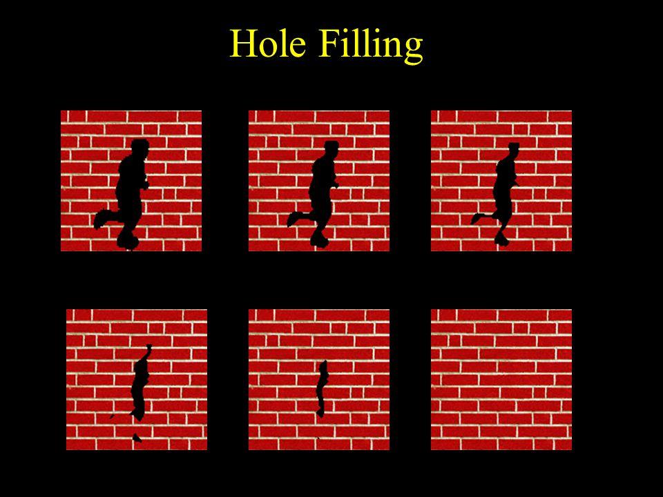 Hole Filling