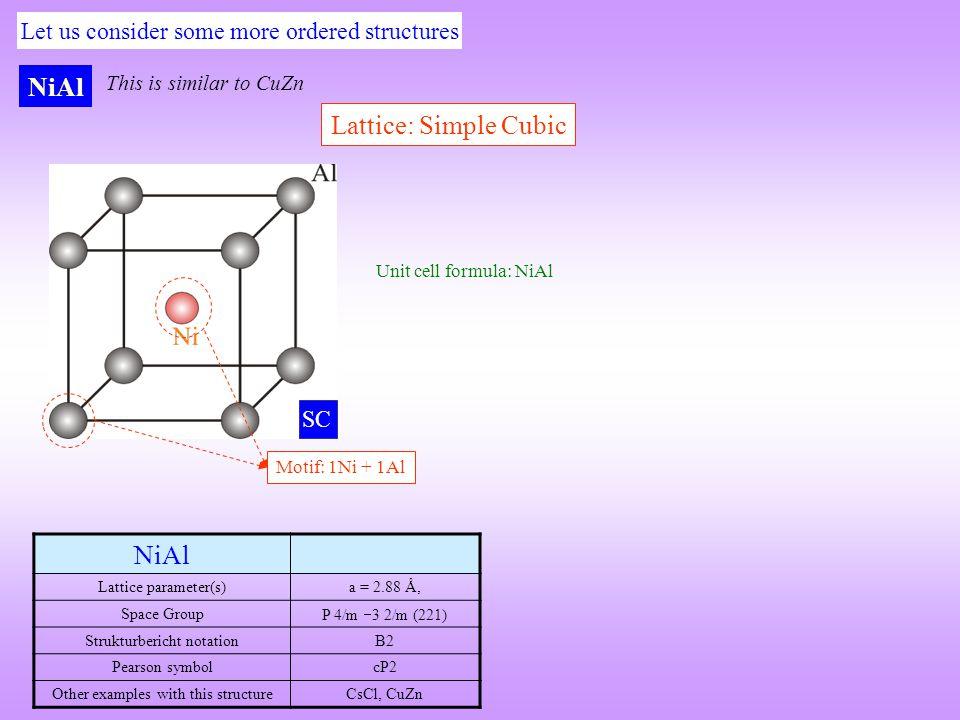 CuAu Lattice parameter(s)a = 3.96Å, c = 3.67Å Space GroupP4/mmm (123) Strukturbericht notationL1 0 Pearson symboltP4 Other examples with this structureTiAl CuAu (I) Cu Au Cu Au Wyckoff position xyz Au11a000 Au21c0.5 0 Cu2e00.5 Motif: 2Au +2Cu (cosistent with stoichiometry) Lattice: Simple Tetragonal Unit cell formula: Cu 2 Au 2
