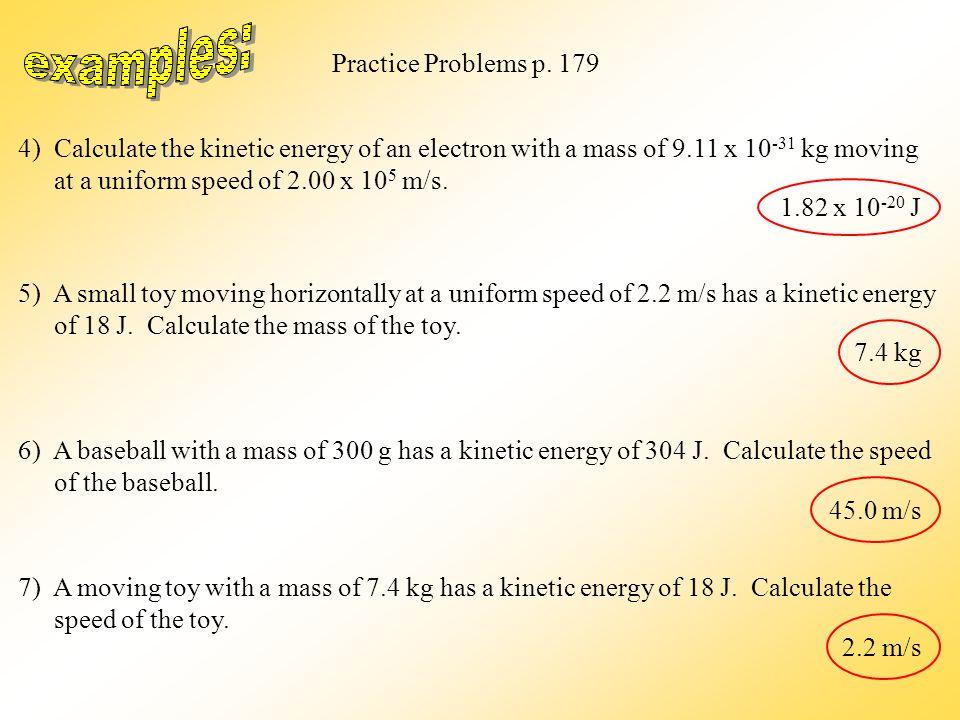 Practice Problems p.