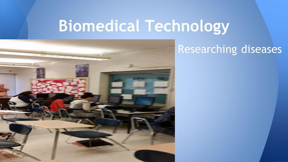 Researching diseases
