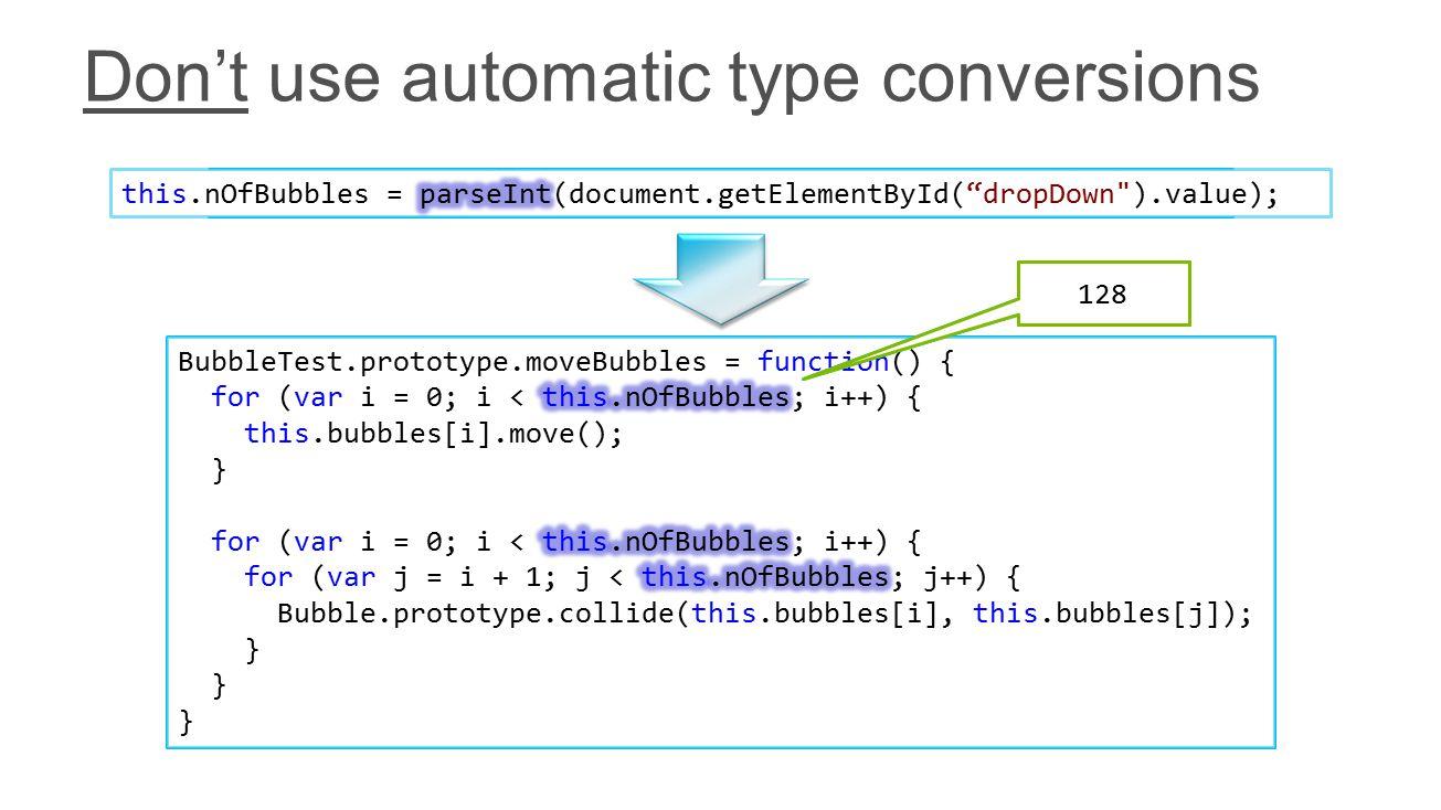 this.nOfBubbles = document.getElementById( dropDown ).value; 128 128