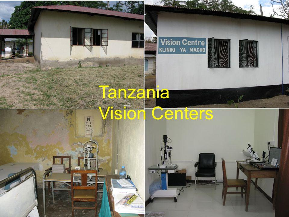 Tanzania Vision Centers