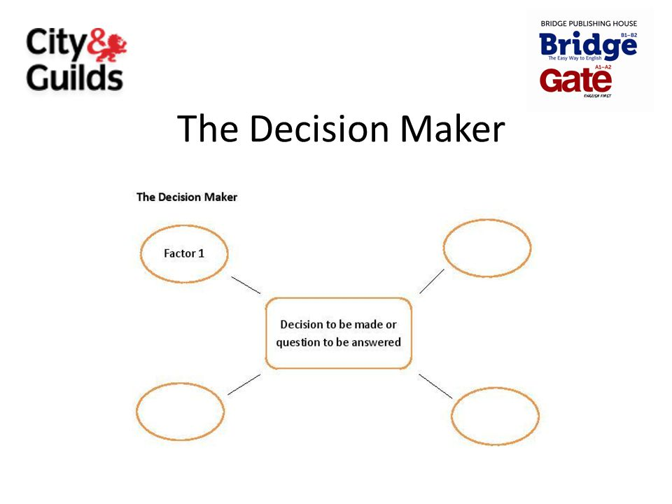 The Decision Maker