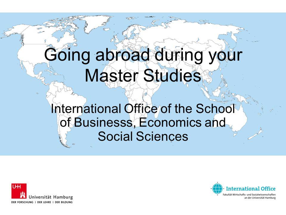 STUDY ABROAD FOR MIBAS 1.Partnerships Erasmus 2.