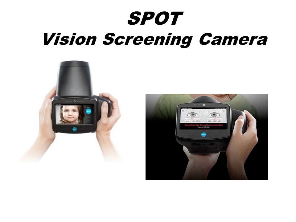 SPOT Vision Screening Camera