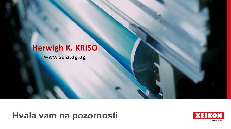 Hvala vam na pozornosti Herwigh K. KRISO www.salatag.ag