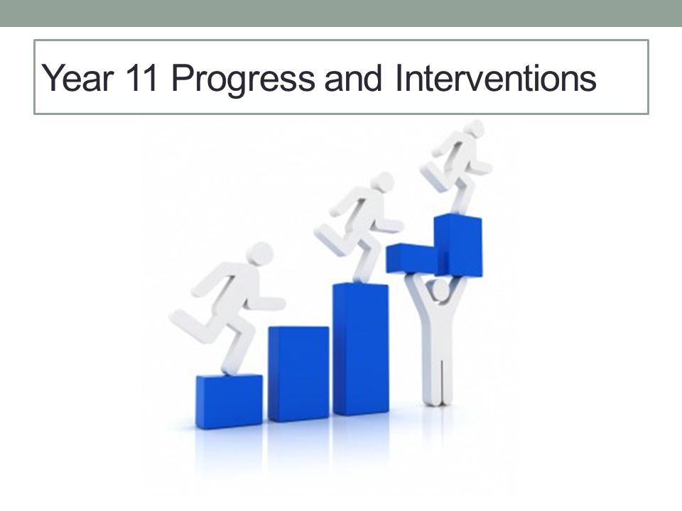 Year 11 Progress and Interventions