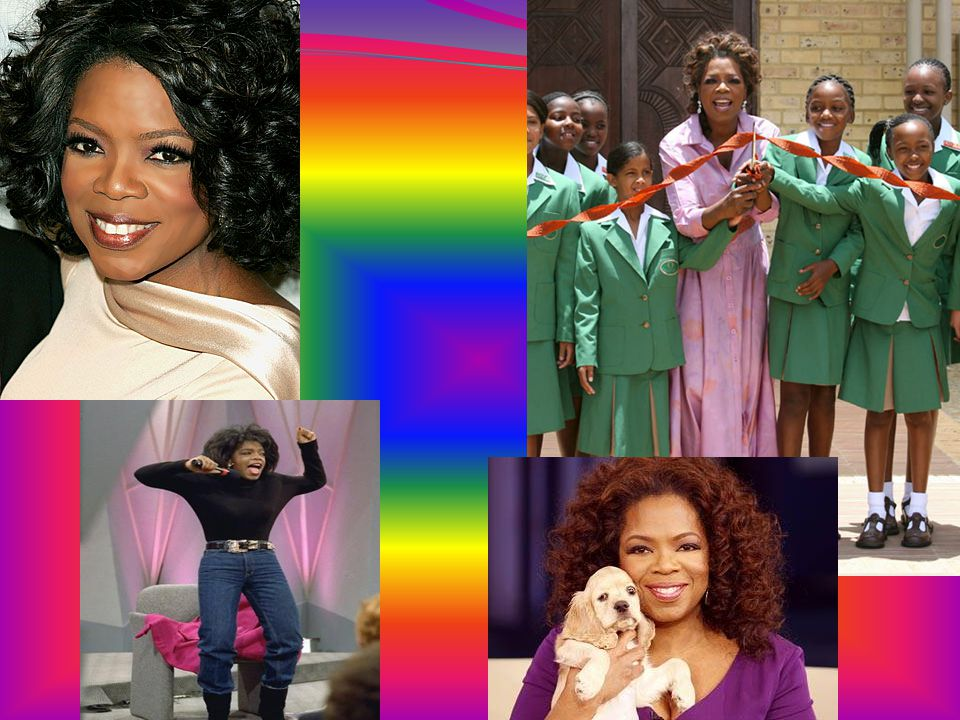 By; Emmett Kowalski, B2 Did you know that Oprah Winfrey got pregnant at age 14.