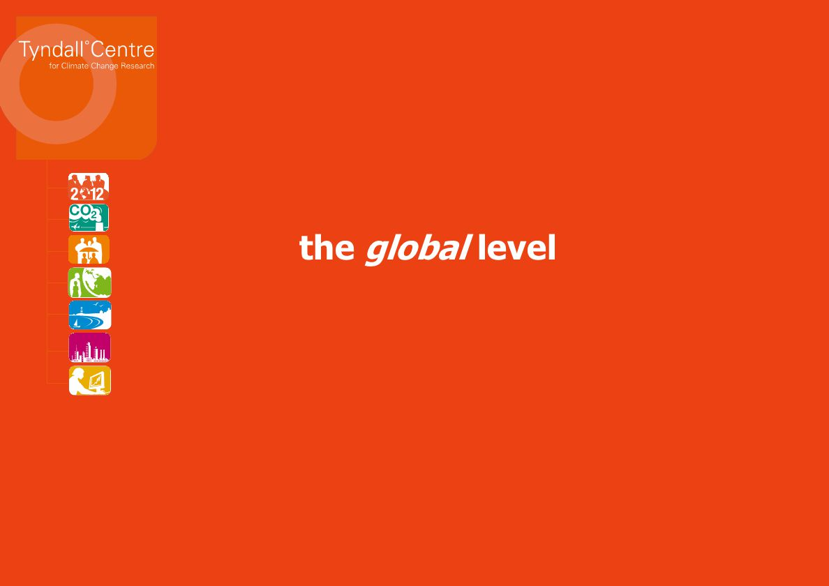 the global level