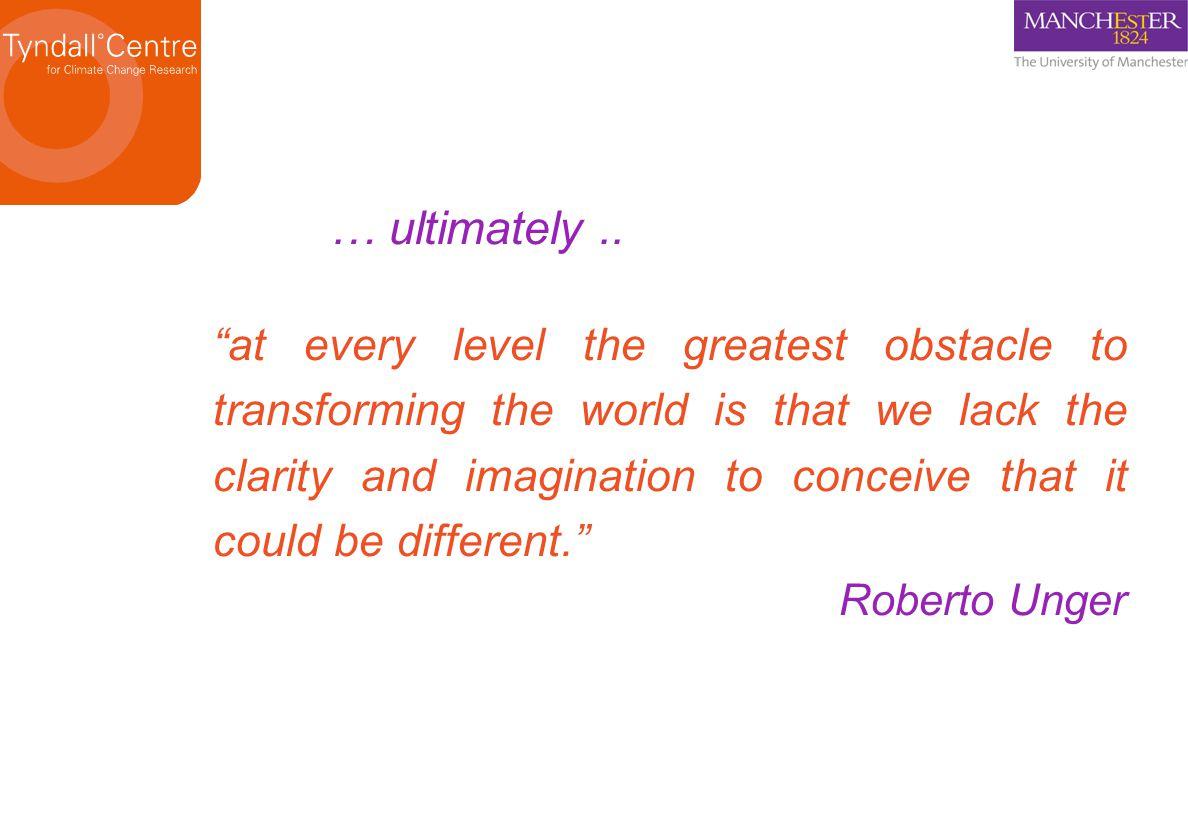 … ultimately..