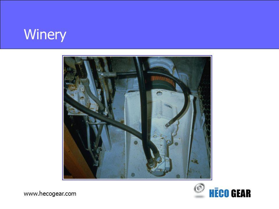 www.hecogear.com Winery