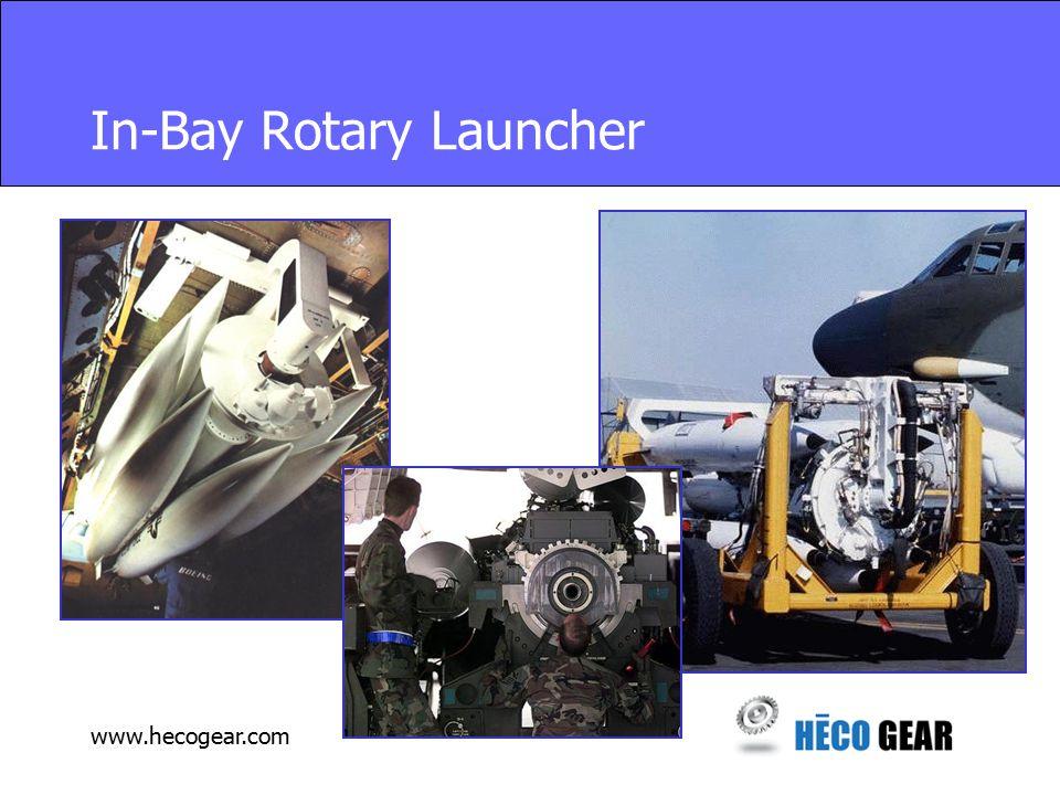 www.hecogear.com In-Bay Rotary Launcher