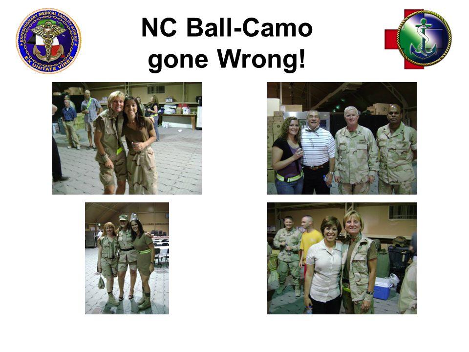NC Ball-Camo gone Wrong!