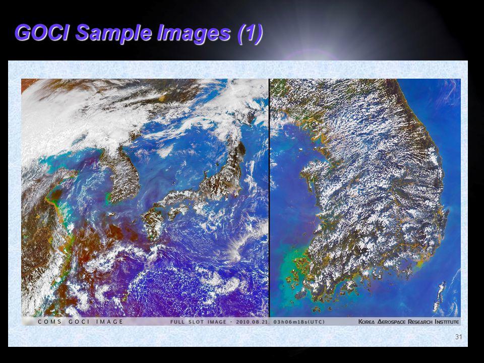 GOCI Sample Images (1) 31