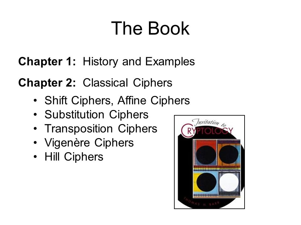 Later Projects 1.Decode a Substitution Cipher Determine the letter frequencies for a 993-character ciphertext.