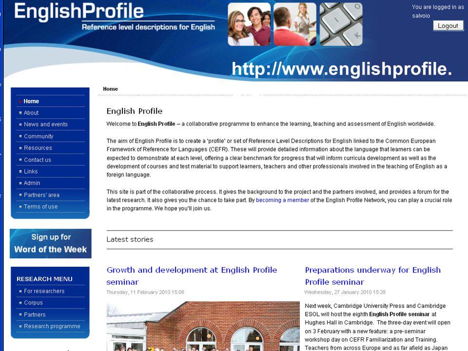 http://www.englishprofile. org/