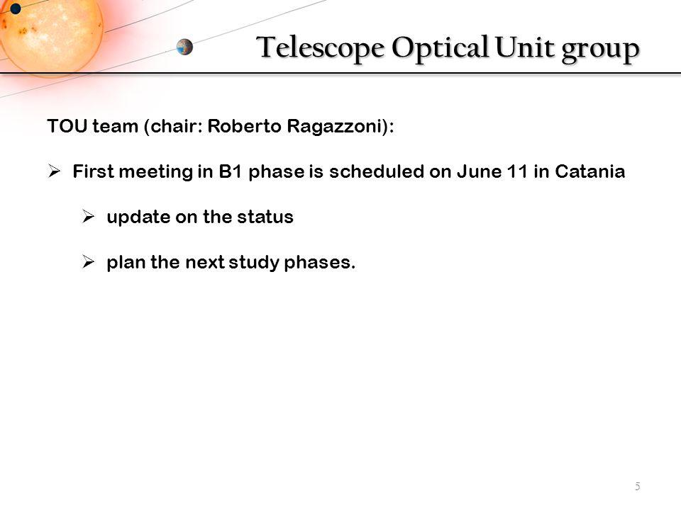 PLATO Phase B1 Schedule