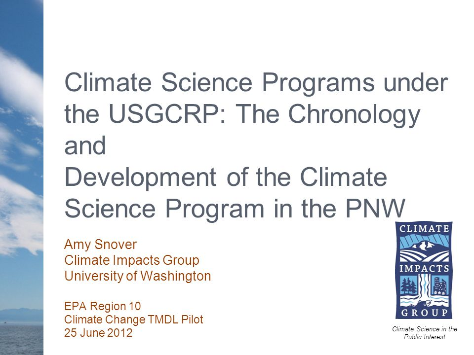 Useful climate information matches decision makers' scales of analysis, assessment and planning