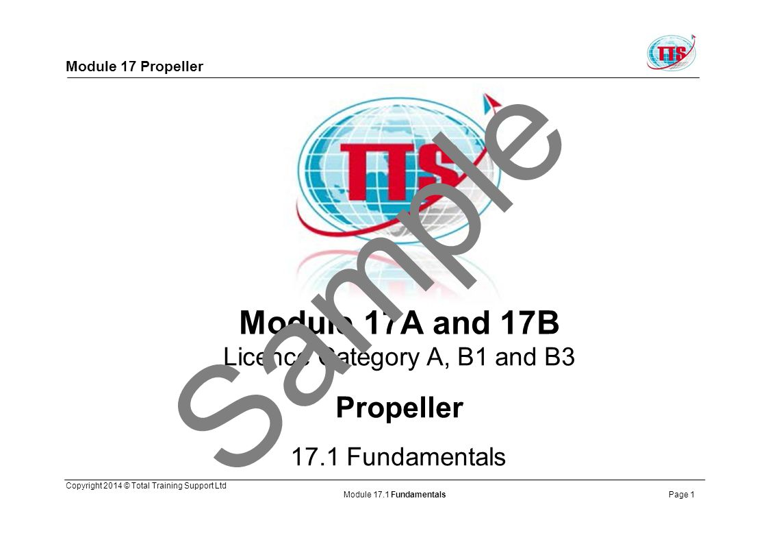 Module 17 Propeller Angle of Attack Thrust produced by a propeller, in the same way as lift produced by a wing, is determined by the blade's angle of attack.