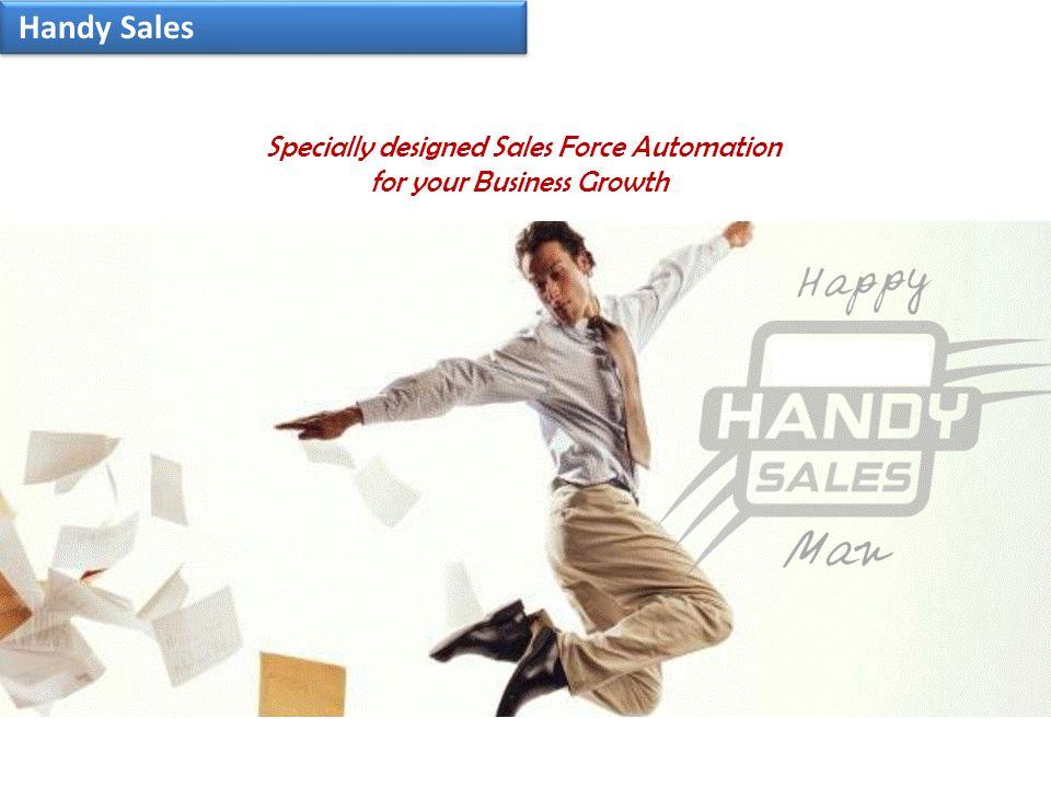 Handy Sales – Geo Bound Integrated System