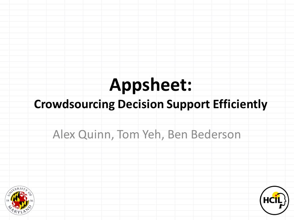 Appsheet: Savings Mockup Conclusive decision with only 5 of the 9 inputs Savings: 44% of the human effort