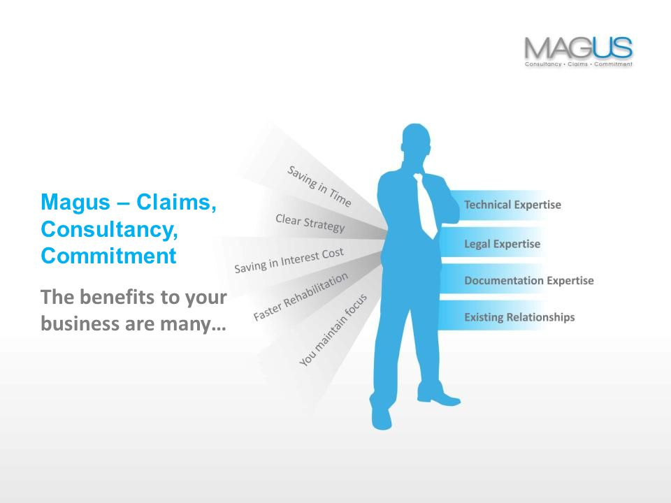Rising Health Costs Your In house Insurance Expert Magus understands that the most effective way of claim handling is to work as part of you.