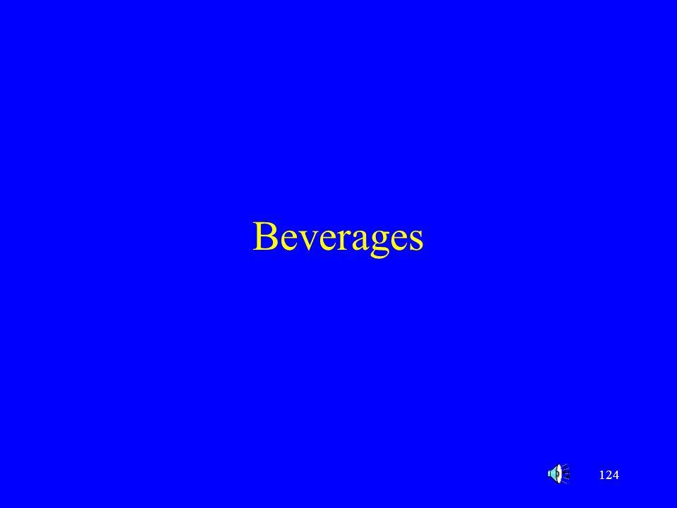 124 Beverages