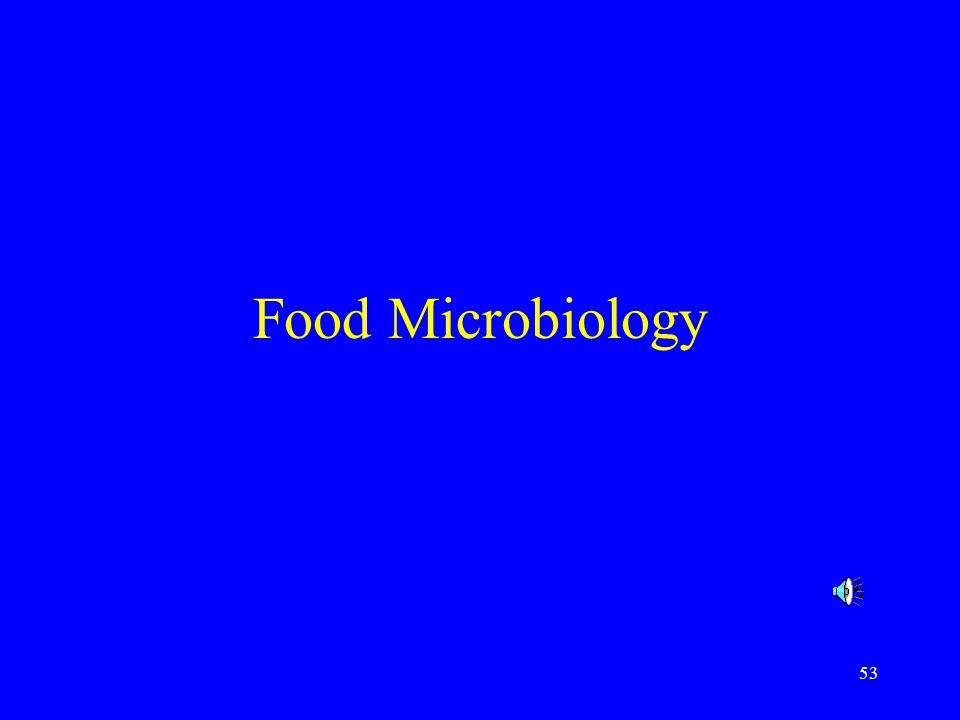 53 Food Microbiology