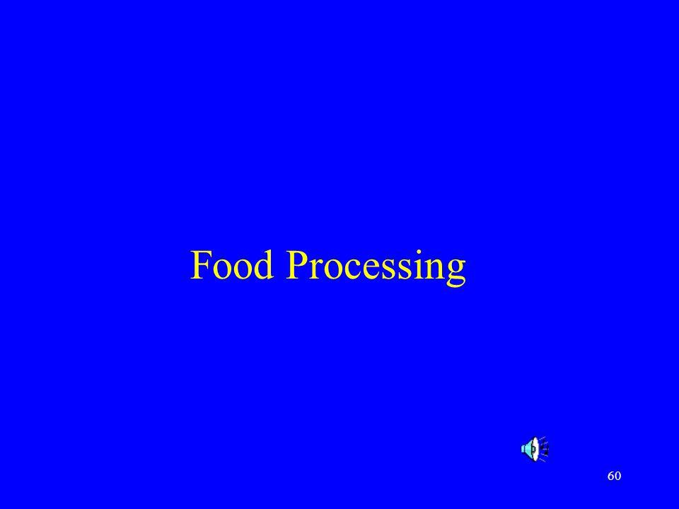 60 Food Processing
