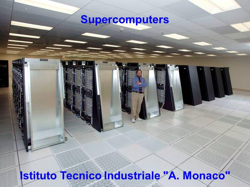 1 © 2007 Cisco Systems, Inc. All rights reserved.Cisco Public Supercomputers Istituto Tecnico Industriale