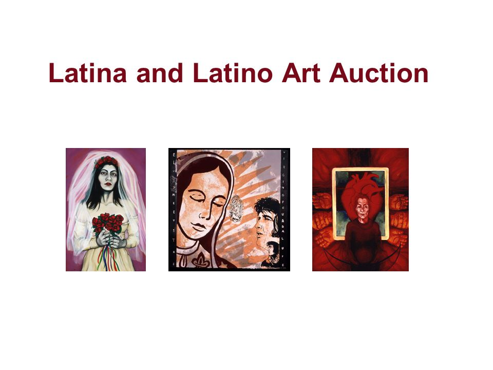 Artist: Esperanza Gama Title: Eva Roja Medium: Acrylic on canvas Size: 40 x30 Estimate: $1800-2400 Lot 111