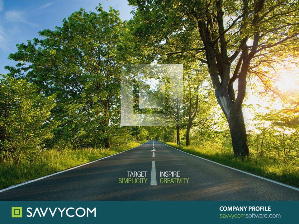 Savvycom JSC. Company Profile