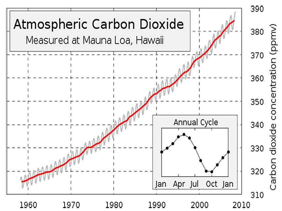 The Rising Atmospheric CO2 is clearly in Agreement with Rising CO2 emissions by Human Activity